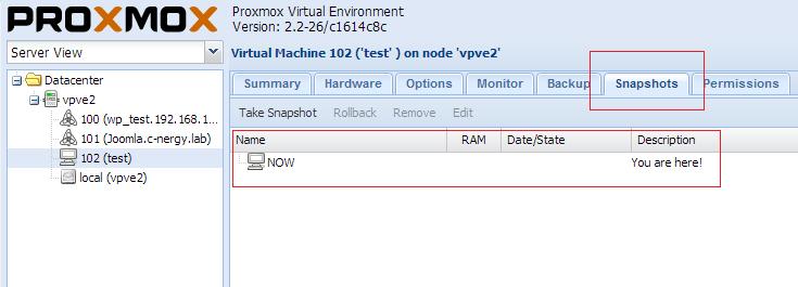 Proxmox VE – PVE Version 2 2 has been released – Griffon's