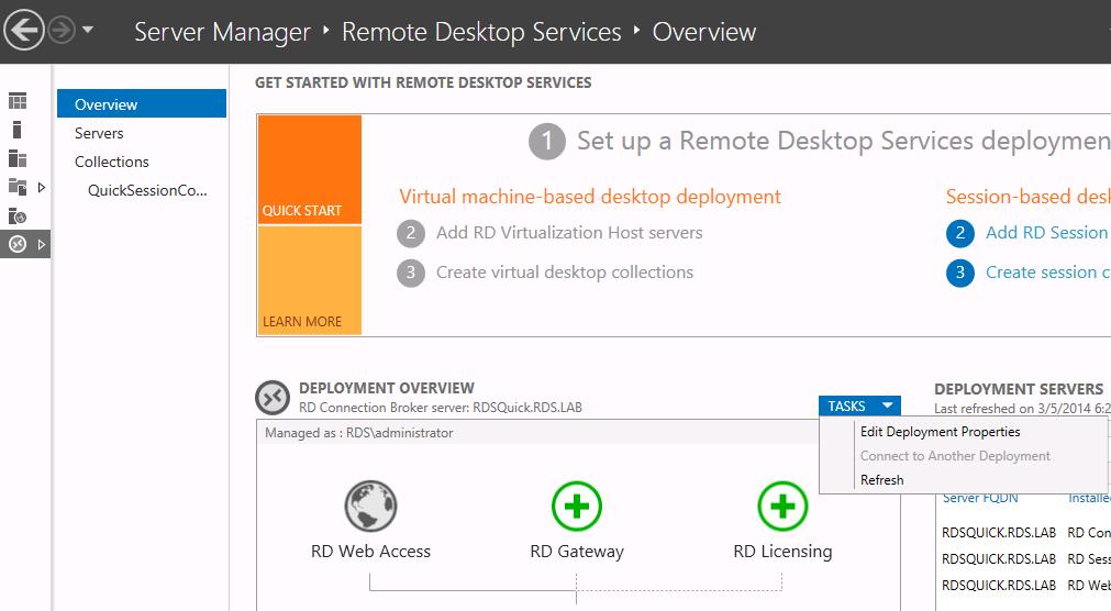 Rds More Configuration For Remoteapp Access Part Vi Griffons