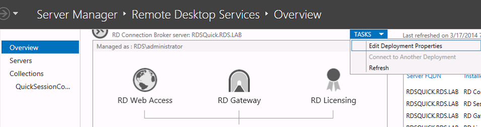 RDS – Remote Desktop Gateway – Part IX – Griffon's IT Library