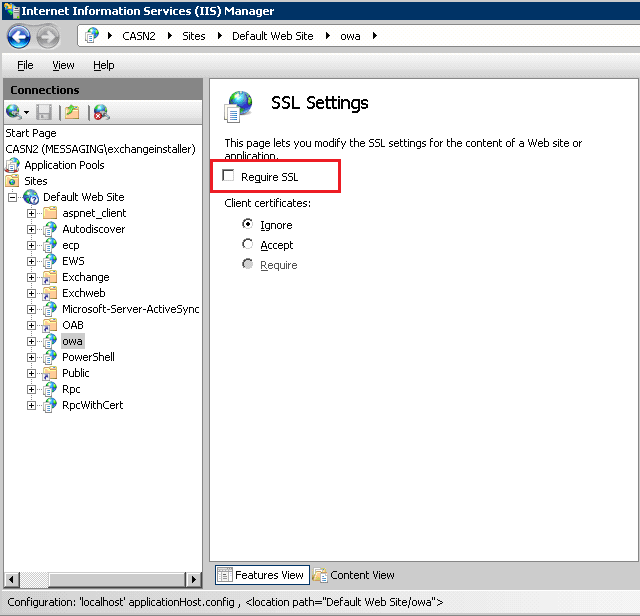 Exchange 2010 Ssl Offloading Using Zen Load Balancer Part Iv