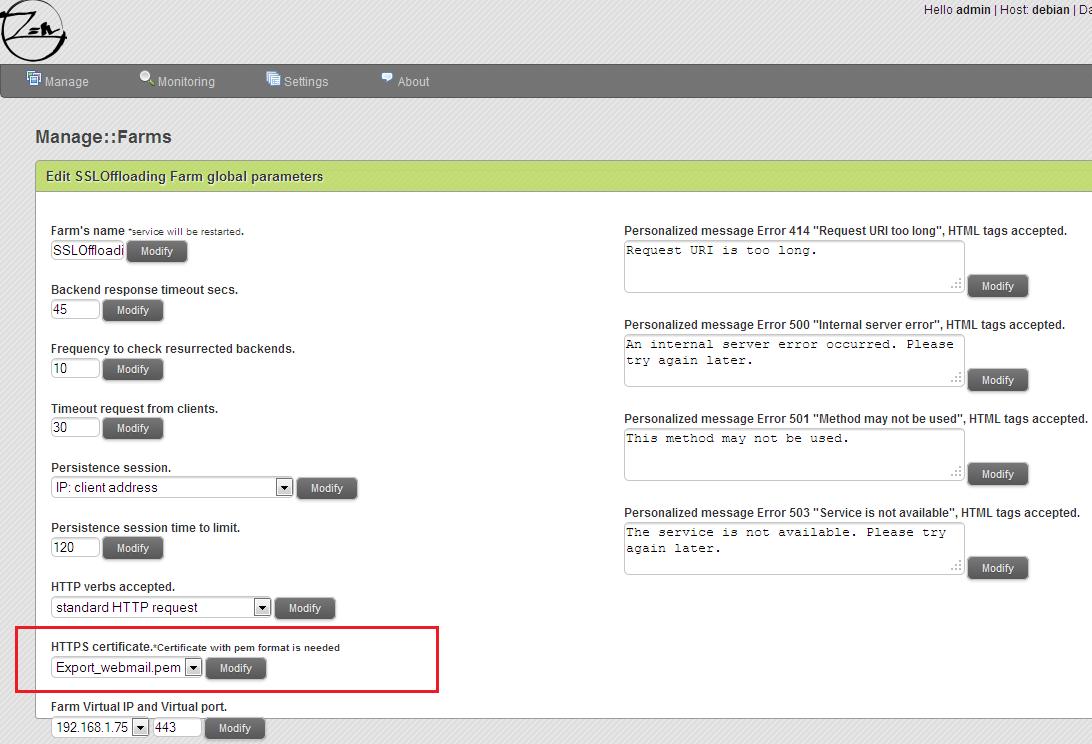 Exchange 2010 ssl offloading using zen load balancer part iv zenssl8 xflitez Image collections