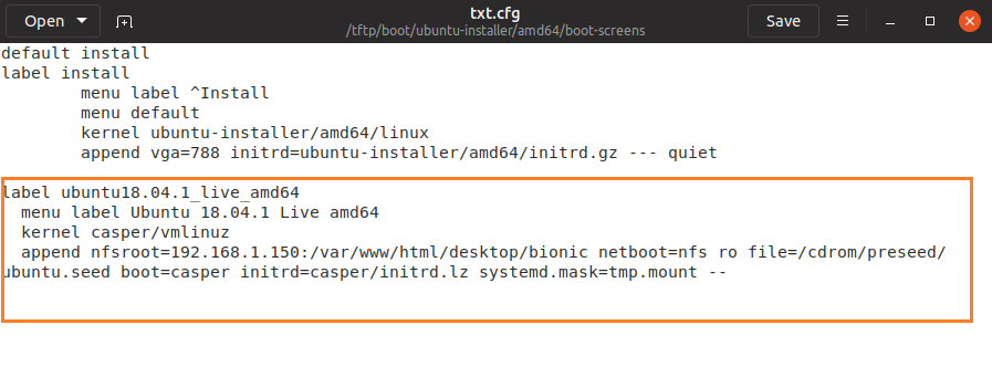 Ubuntu Preseed