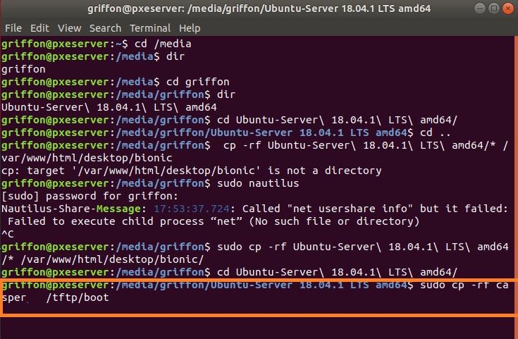 Ubuntu 18 04 – How to install Ubuntu Desktop through PXE