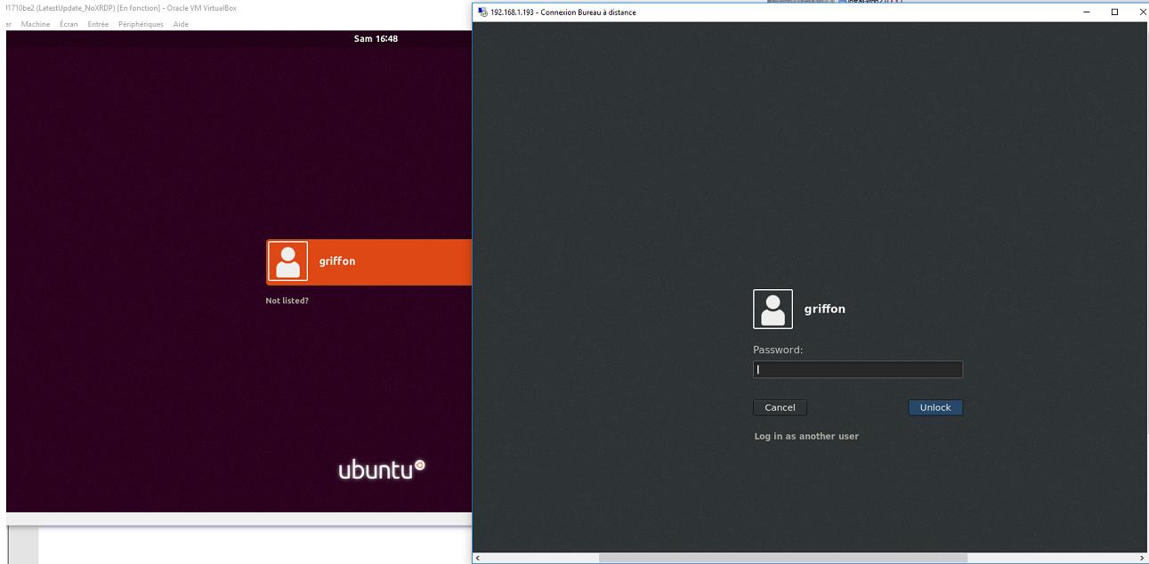Ubuntu 18 04 – Detected issues with xRDP on Ubuntu 18 04 – Griffon's
