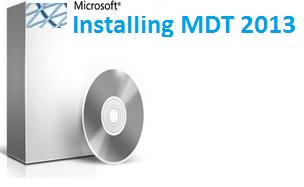 MDT2013_LogoInstall