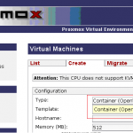 Proxmox VE as a virtual Machine in Hyper-V