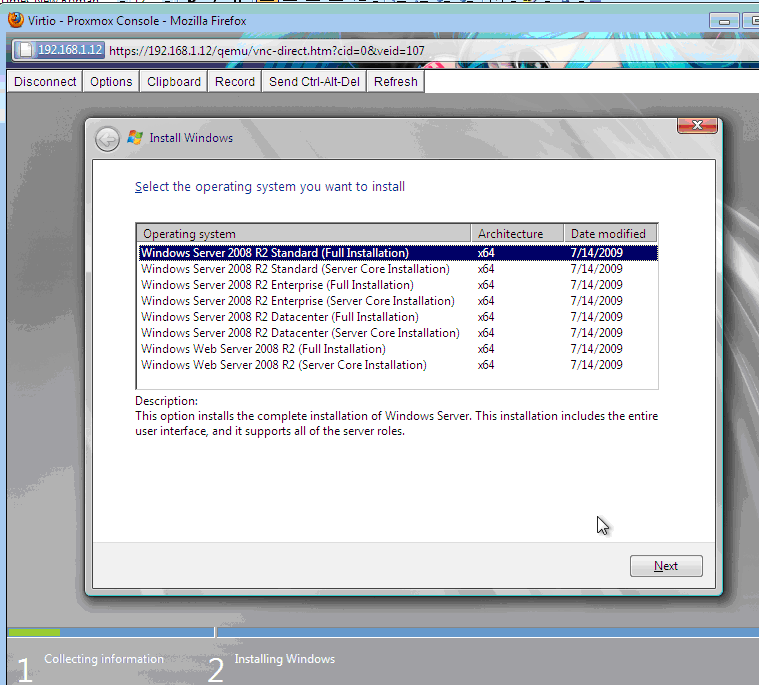 Your pcs cpu isnt compatible with windows