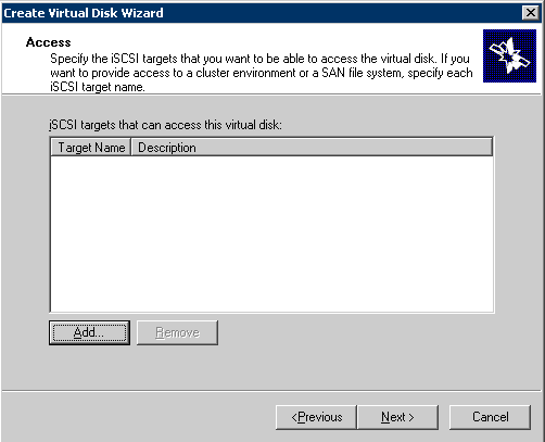 Convert Windows 2008R2 box into an ISCSI storage using (free
