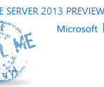 Exchange 2013 Preview – How to Install on Windows 2012 Server