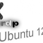 How to remote desktop into ubuntu 12.10 using xRDP