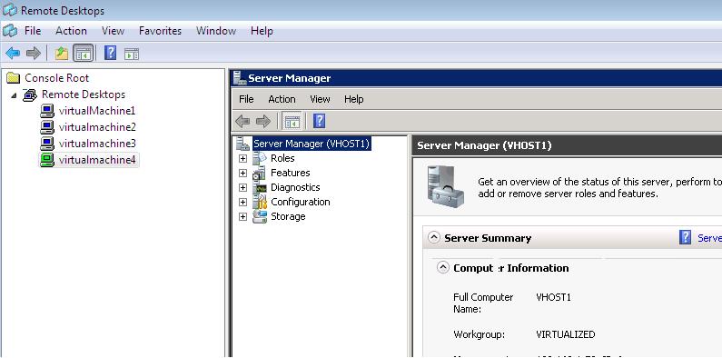 Open Source Virtualization Solution : PROXMOX VE – Griffon's IT Library