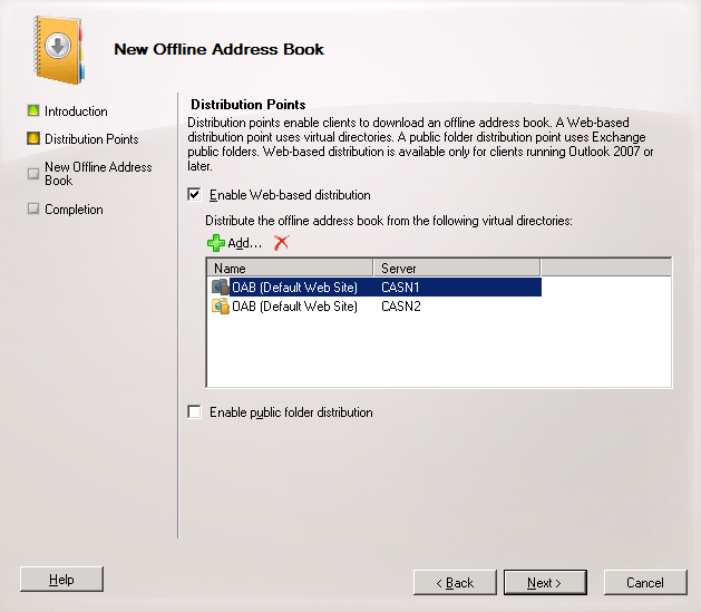 Address Book Policies in Exchange 2010 SP2 – Quick How To – Part I