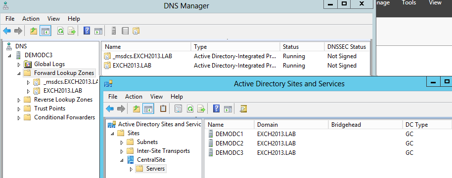 Windows 2012 – Promote,Demote using Powershell Only – Griffon's IT