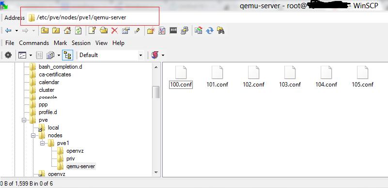 Proxmox VE 2 0 – Exploring some Proxmox ve configuration files