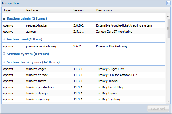 PVE 2 0 – TurnKey Appliance and Proxmox VE officially supported