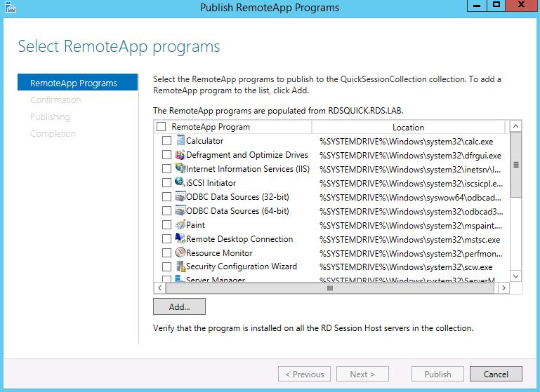 RDS – New RDMS management Console – Part IV – Griffon's IT