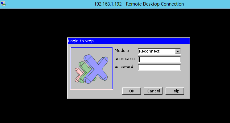 Xrdp Tip : How to reconnect to the existing session while using the