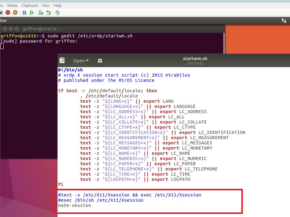 XRDP – How to Install XRDP on Ubuntu 16 10 – The easy way