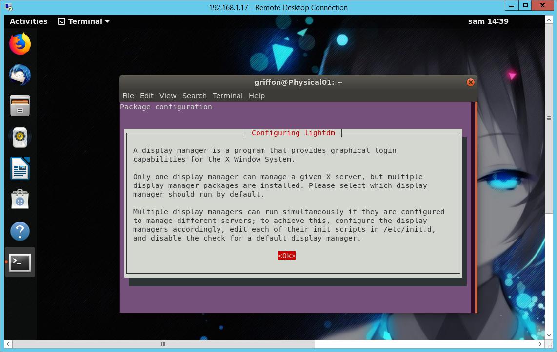 Ubuntu Gdm Not Starting
