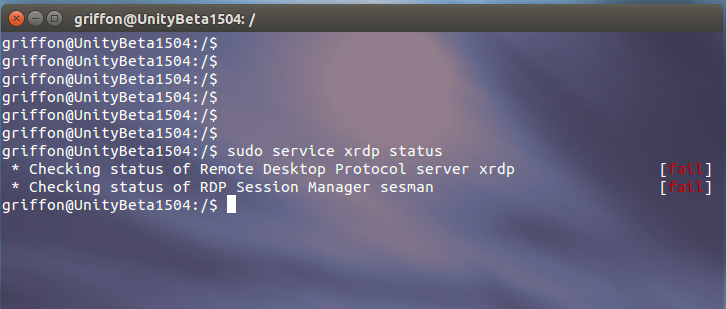 Tips – xRDP Custom Installation Possible Issues and Solutions