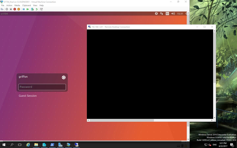 XRDP – How to install XRDP on Ubuntu 17 04 – Easy Way – Griffon's IT