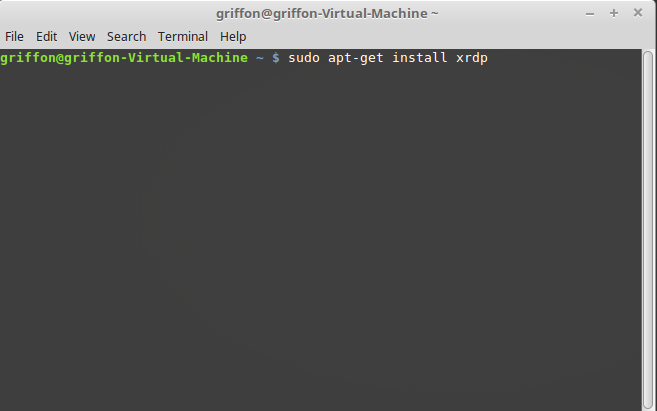 xRDP – How to Install on Linux Mint – Part I – Griffon's IT