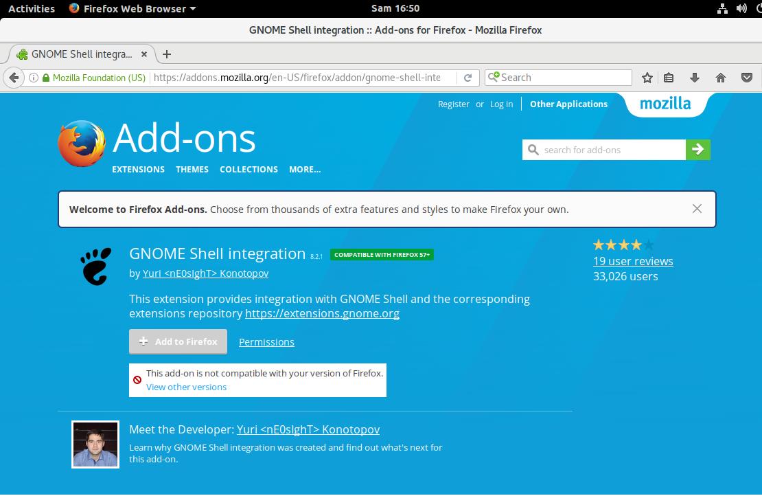 Ubuntu – How to Customize Ubuntu Gnome Desktop Interface – Griffon's