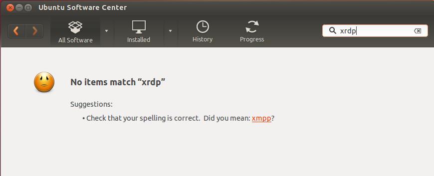 How to remote desktop into ubuntu 12 10 using xRDP